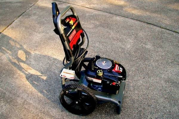 How To Use The Craftsman Power Washer Ehow