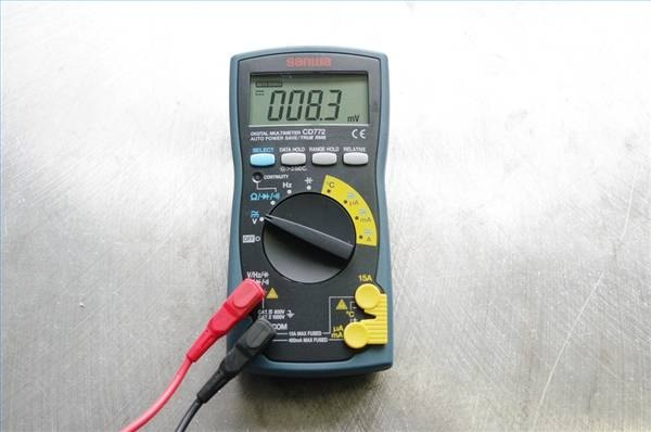 How To Use A Digital Multimeter With Continuity Function Ehow