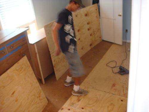 How To Install Plywood Sub Flooring Ehow