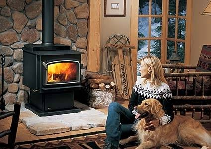 How To Build A Wood Stove Base Ehow
