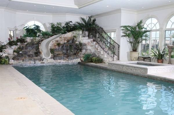 How To Design An Indoor Swimming Pool | EHow