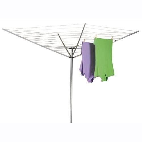 How To Install Umbrella Clothesline
