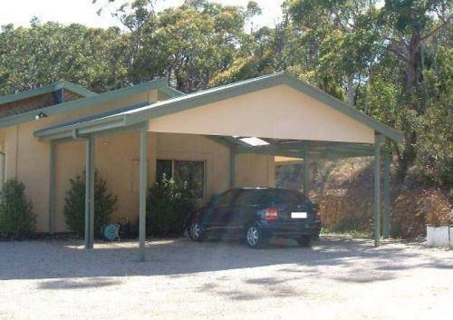 How To Build A Gable Roof Carport Ehow