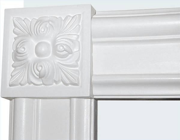 How To Fasten Corner Blocks For Door Trim Ehow