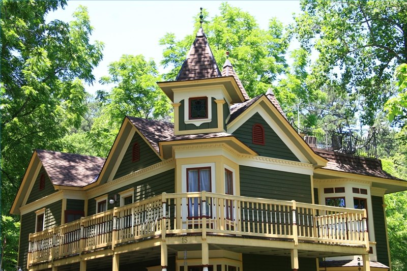 Victorian House Facts | eHow on