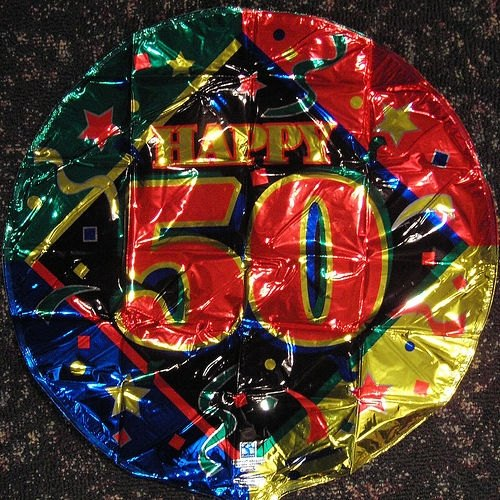 Dinner Ideas For A 50th Birthday Party (with Pictures)