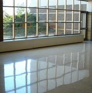 How Can I Buff A Terrazzo Floor Ehow