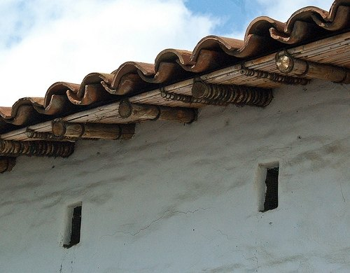 Types Of Clay Roof Tiles Ehow