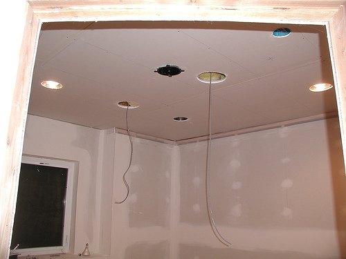 do it yourself basement ceiling ehow. Black Bedroom Furniture Sets. Home Design Ideas