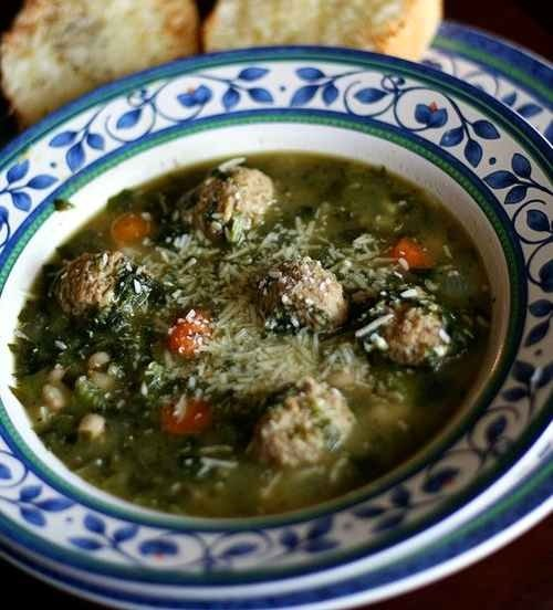 How to Make An Authentic Italian Wedding Soup | eHow