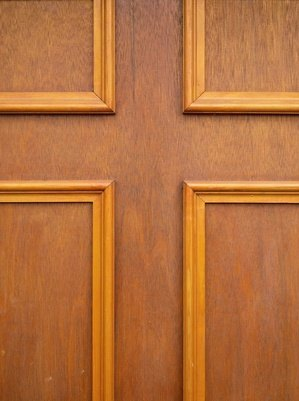 How To Use Decorative Moldings To Dress Up A Plain Panel