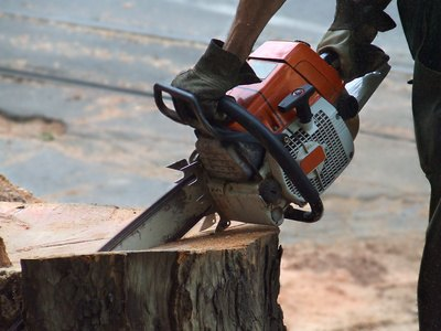 How to straighten a chainsaw bar ehow greentooth Choice Image