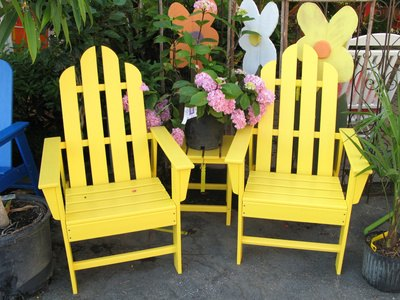 Plans To Make Miniature Adirondack Chairs Ehow