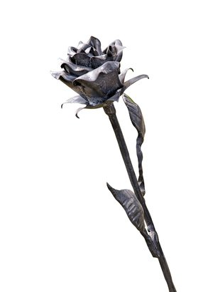 Easy Metal Rose Welding Projects For High School Students