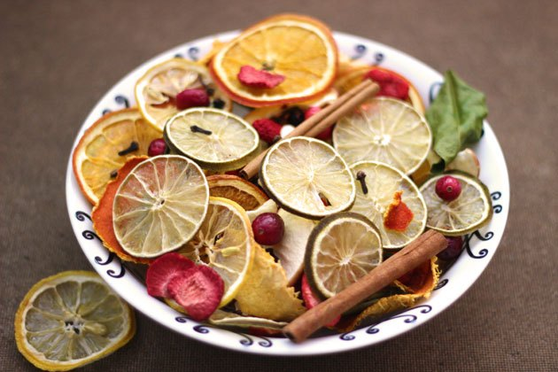 Making Dehydrated Foods