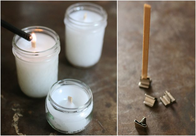 How To Make Your Own All Natural Candles