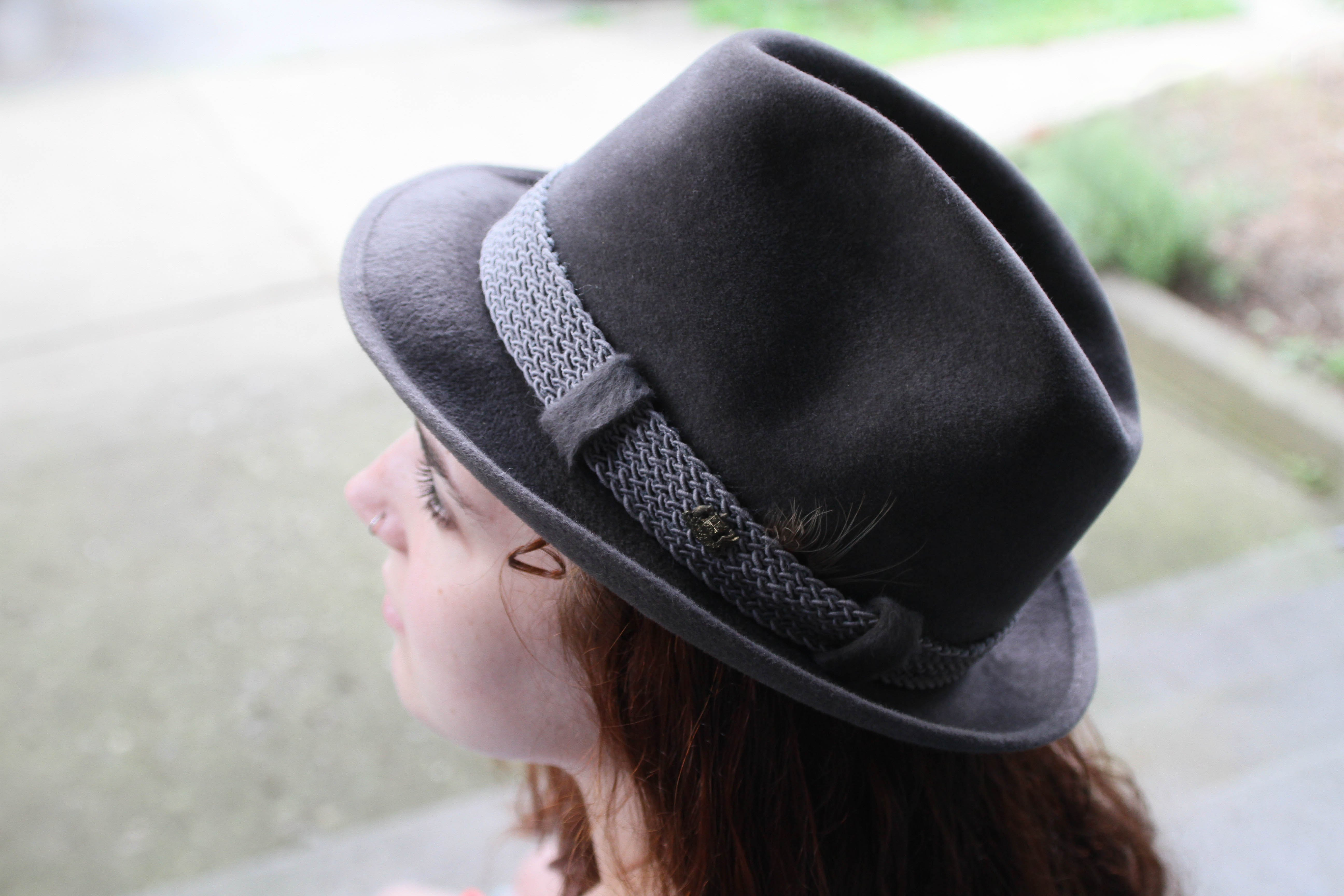How To Make My Own Felt Hat Stiffener With Pictures Ehow