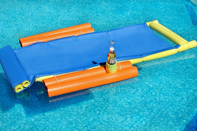 Homemade Floating Lounge Chair Ehow