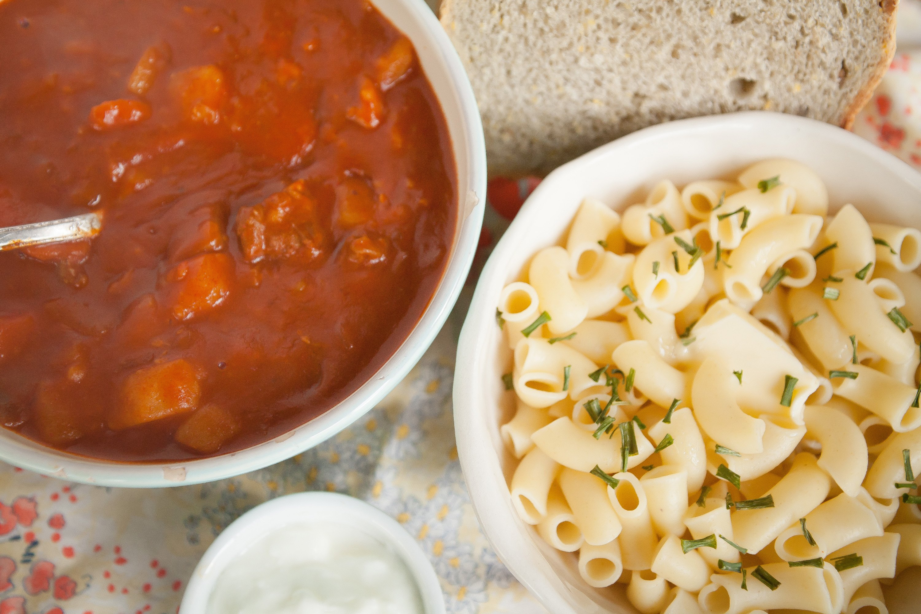 how to make hungarian goulash video