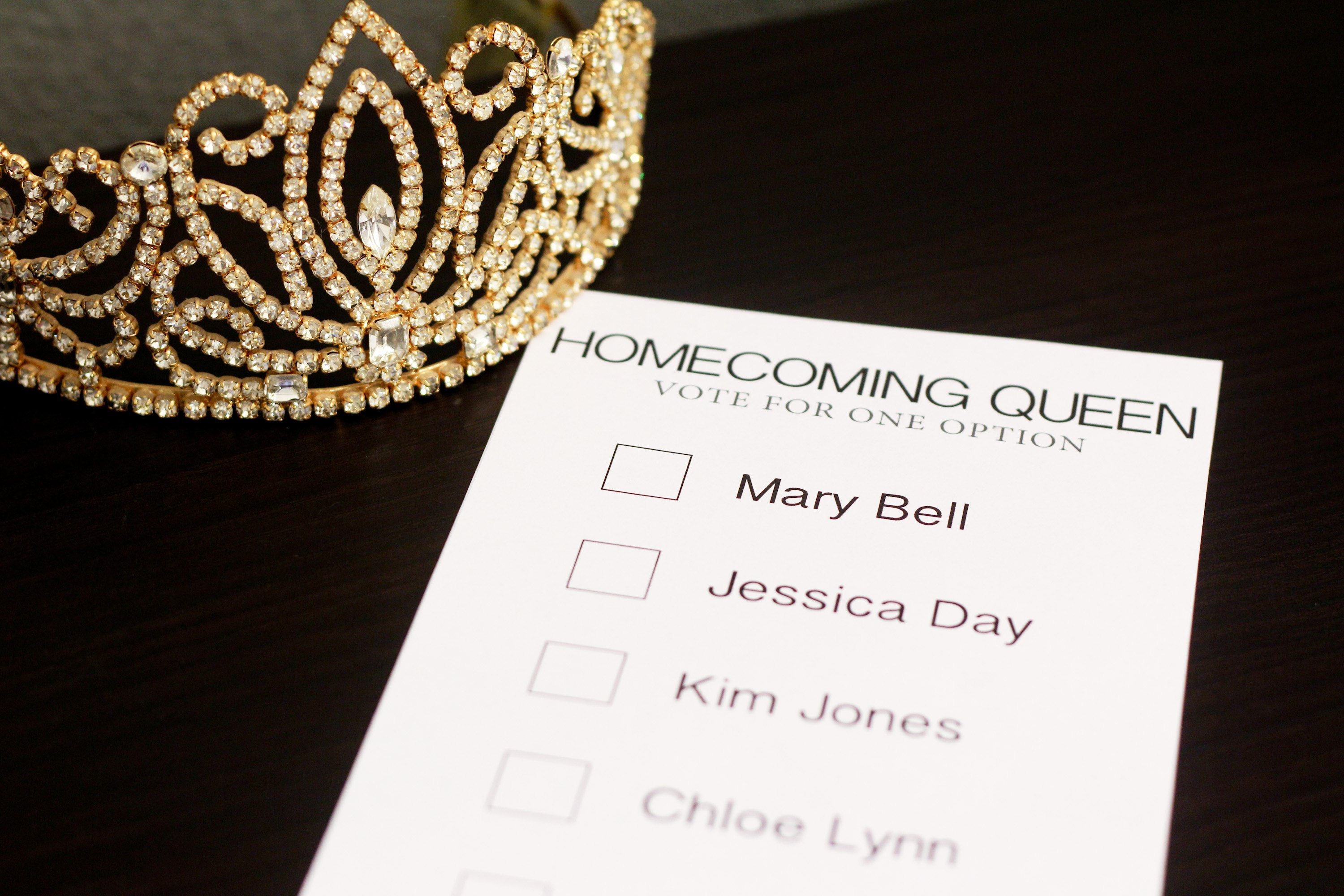 High School Homecoming Queen Campaign Ideas (with Pictures ...