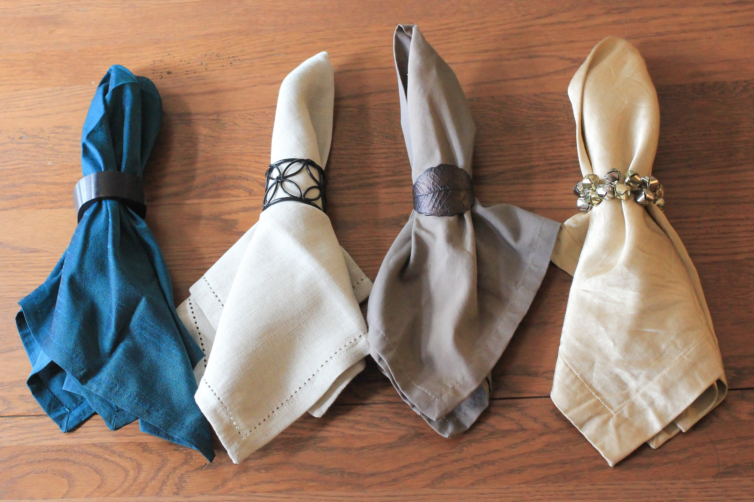 & Table Setting Etiquette: Napkin Placement (with Pictures)   eHow