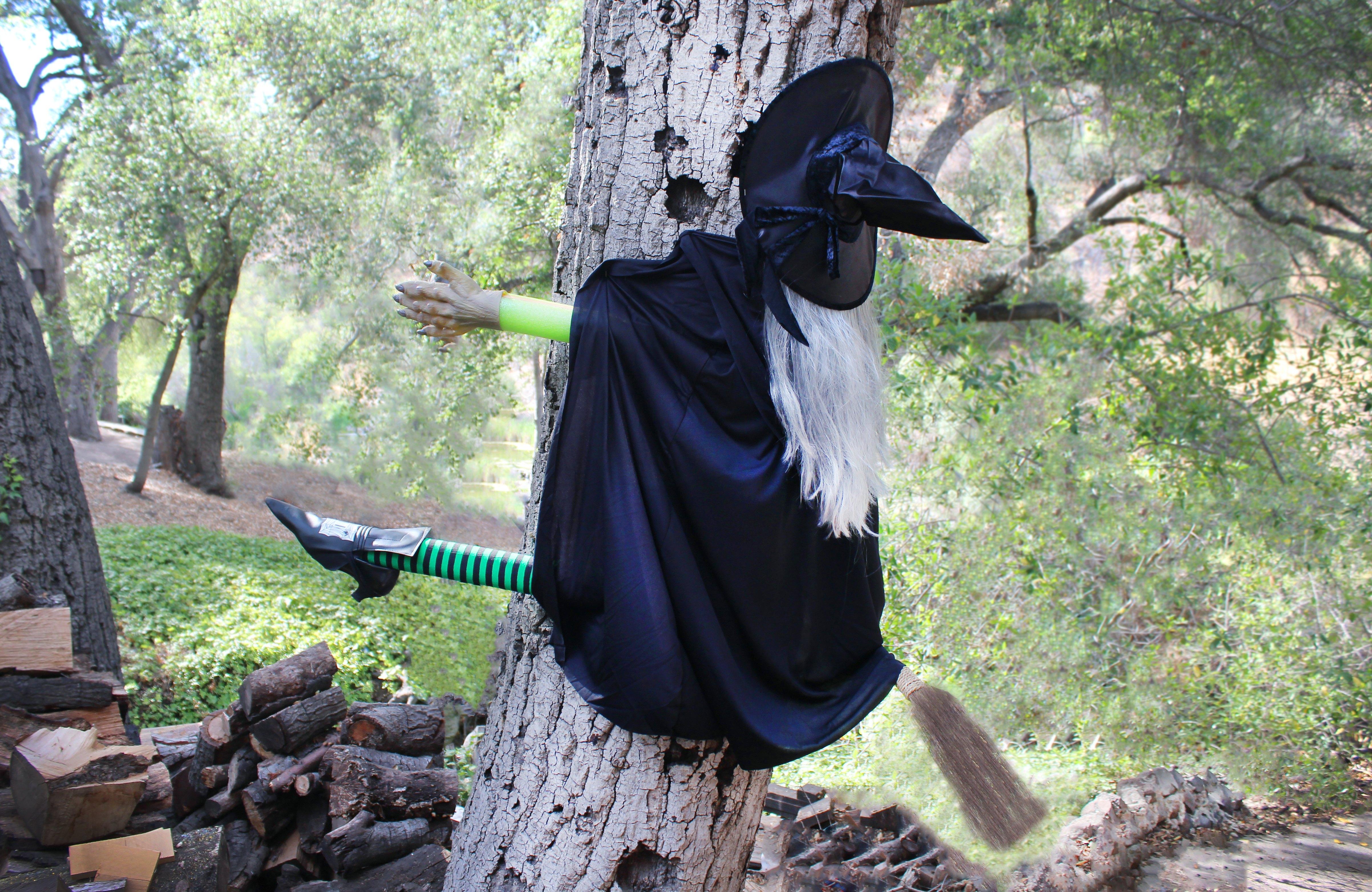 Storm Witch Decor
