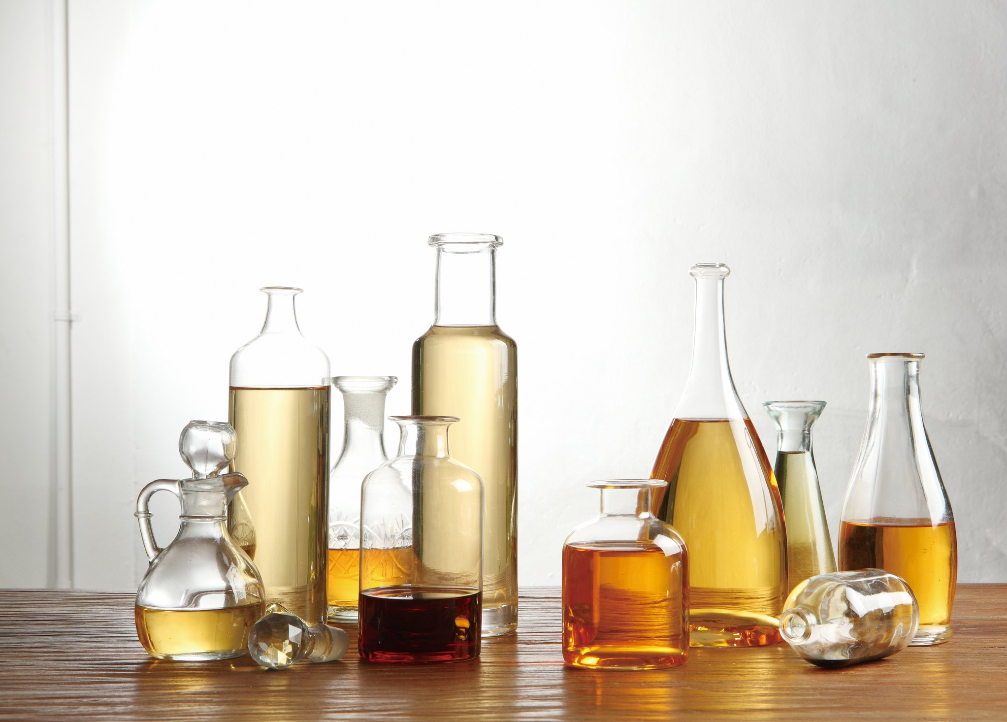 How to Lose Body Fat by Drinking Vinegar