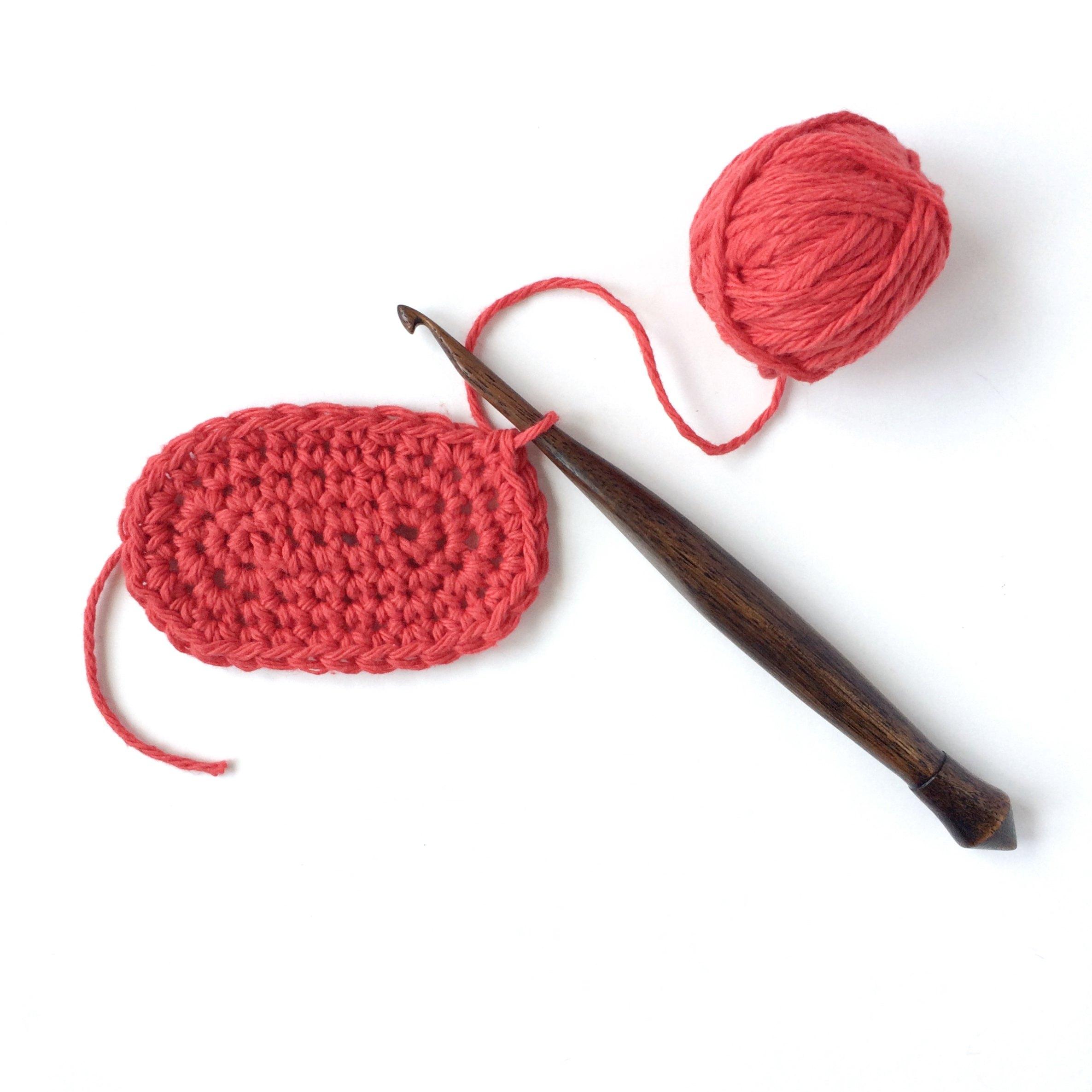 How to Crochet a Basic Oval Shape | eHow