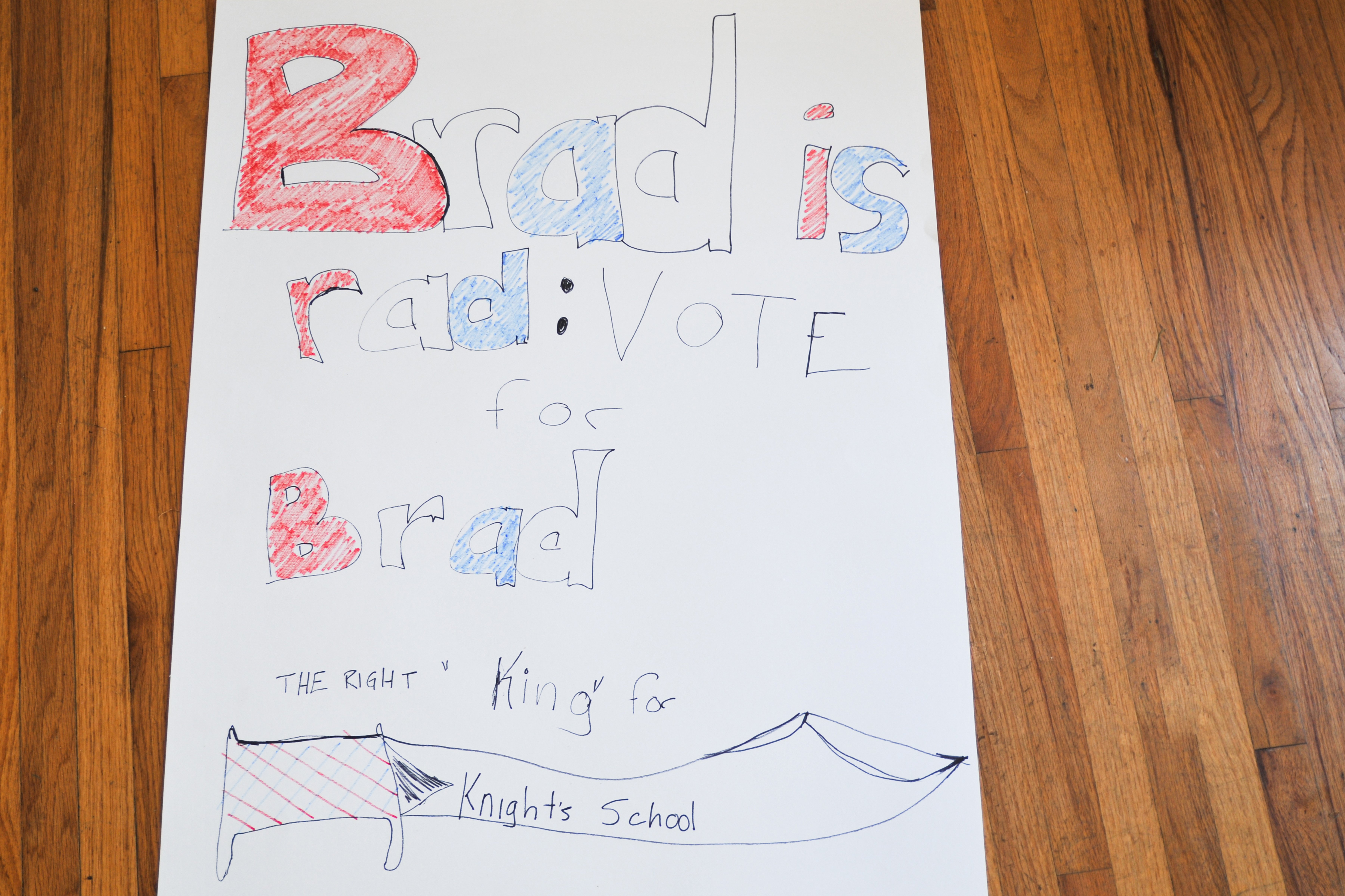 How to Make a Campaign Poster for Kids (with Pictures)   eHow Hgtv Home Design Html on tammy name design, kitchen design, cottage style home design, encore home design, living home design, home decor design, hilary farr home design, house design, taniya nayak home design, architectural digest home design, martha stewart home design, self-sustaining home design, fireplace ideas product design, novogratz home design, gym architecture design, interior design, logo home design, master bedroom suite design, home depot home design, susan name design,