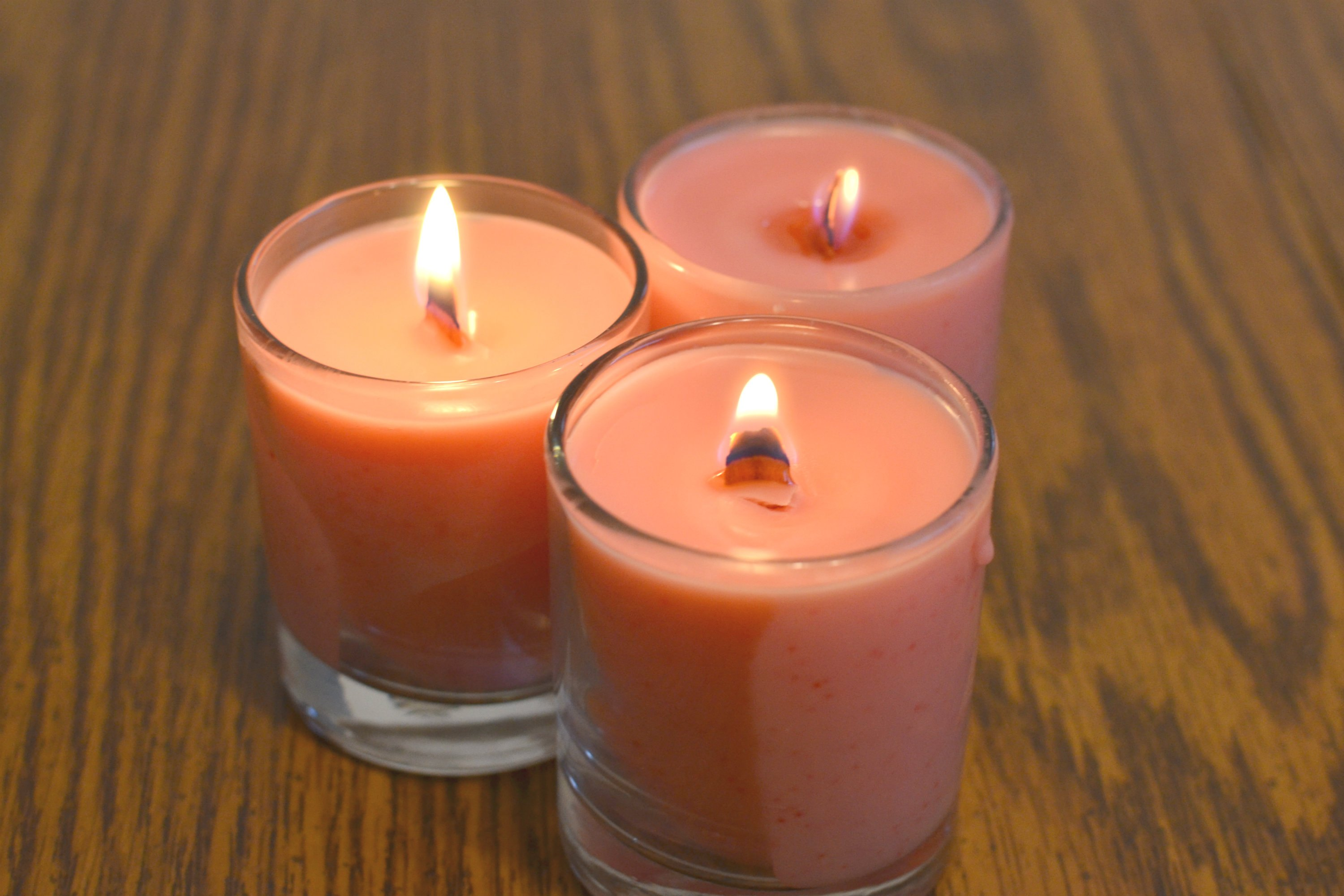 How To Make A Wood Wick Candle By Yourself With Pictures
