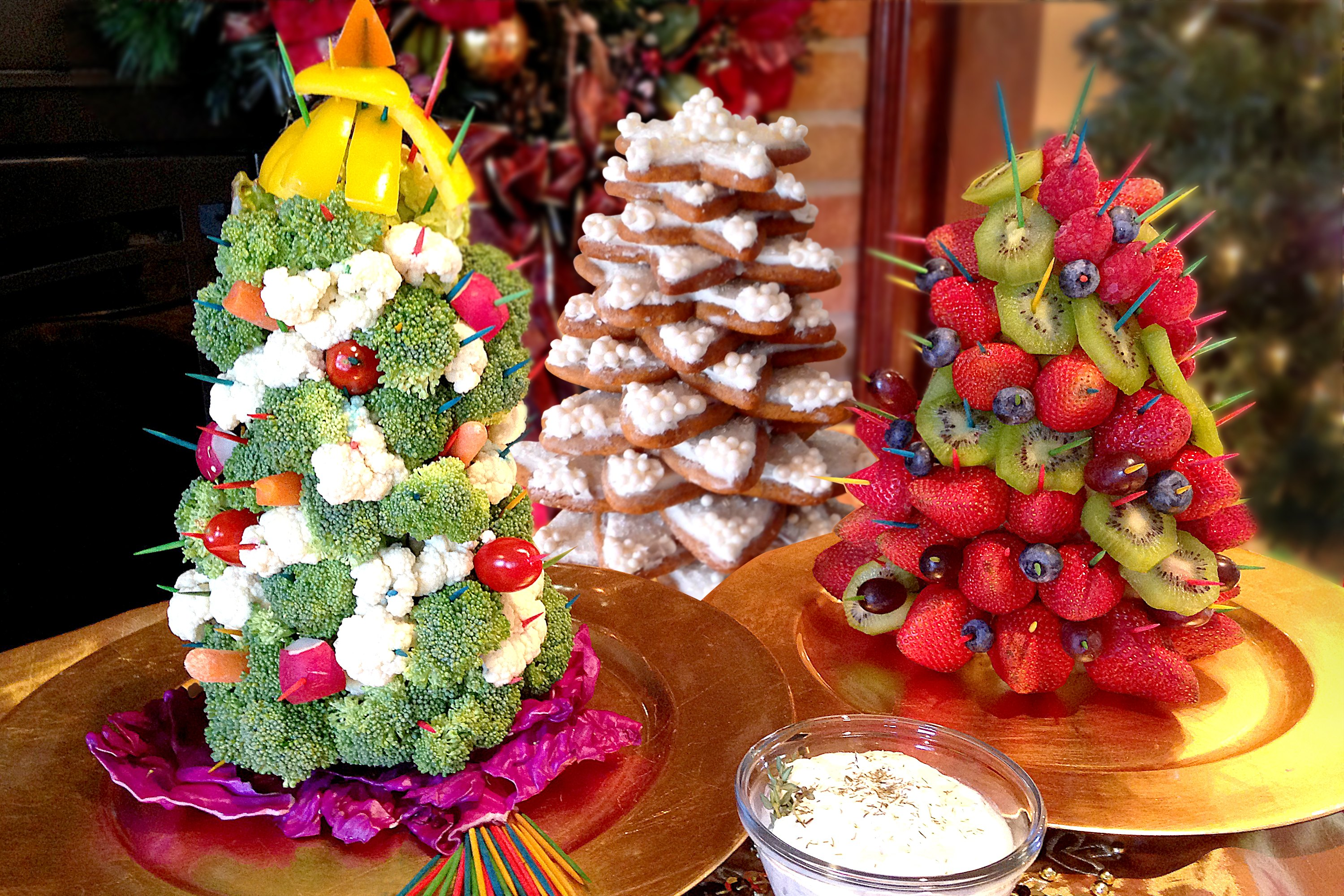 How To Make An Edible Christmas Tree (with Pictures)