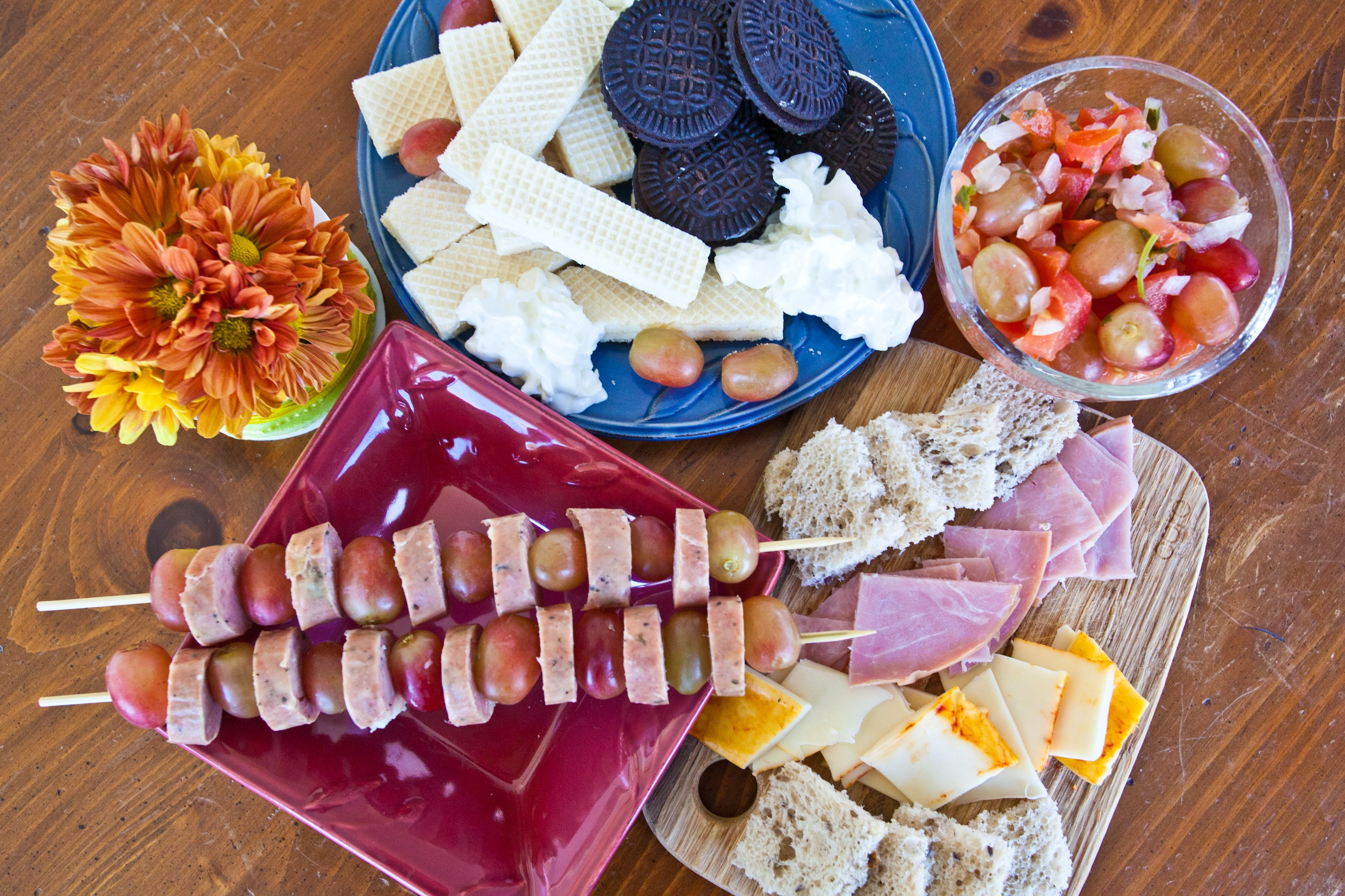 Finger Food Ideas For A 50th Wedding Anniversary Party Ehow