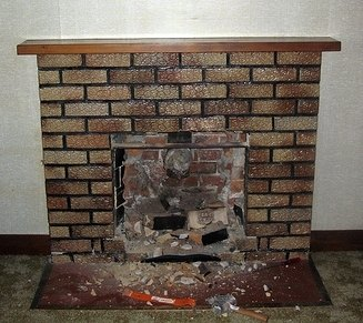 how to remodel a brick fireplace ehow
