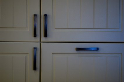 How To Change The Look Of White Kitchen Cabinets | EHow