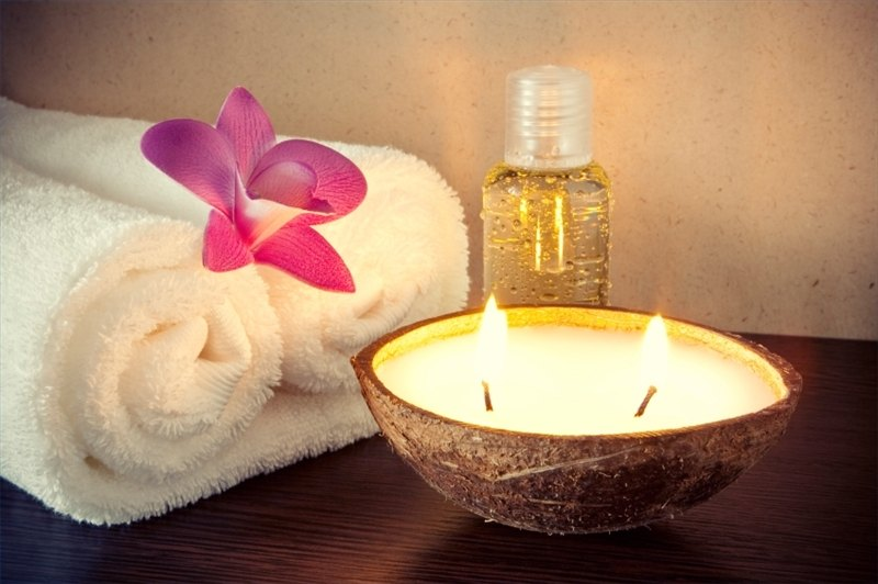 How to make spa treatments at home ehow for How to make a spa at home