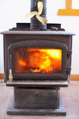 Wood Stove Firebrick Repair   eHow
