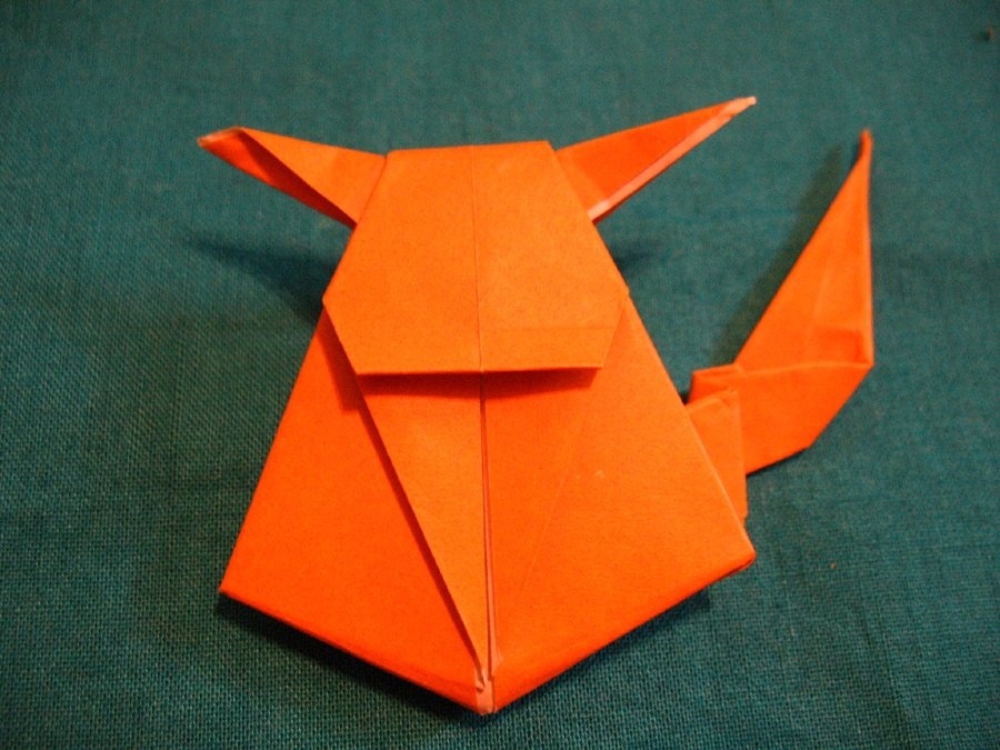 how to make an origami pokemon ehow