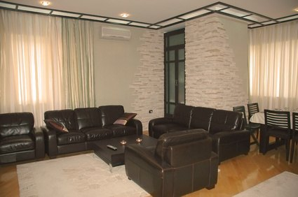 how to install track lighting in a drop ceiling ehow. Black Bedroom Furniture Sets. Home Design Ideas
