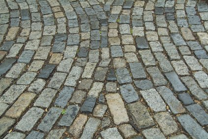 How To Make Your Own Cobblestone Pavers Ehow