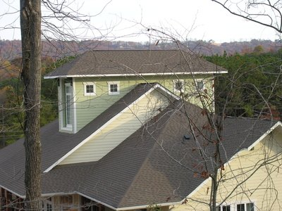 How To Remove Black Stains From Roof Shingles Ehow