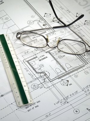 How to print architectural drawings to scale ehow for Printing architectural drawings