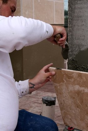How To Install Frp Over Ceramic Tile Ehow