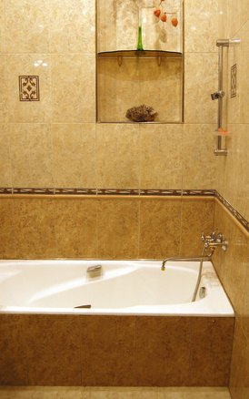 Shower Wall Repair | eHow