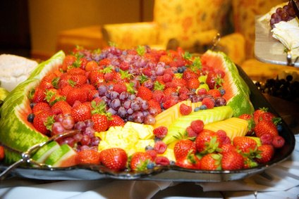 Baby Shower Fruit Tray Ideas