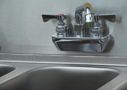 How To Remove Ugly White Stains From Stainless Steel Sinks