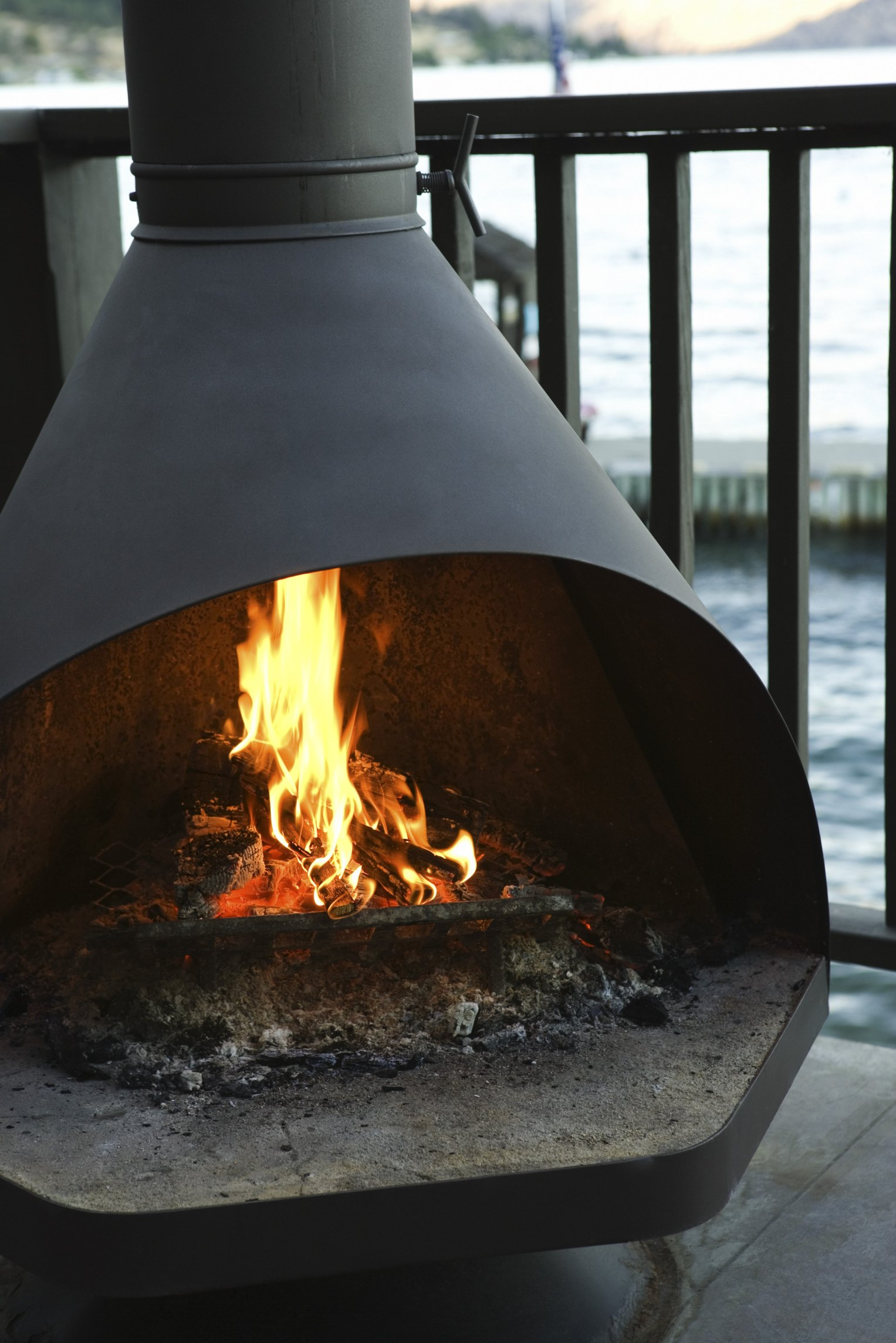 Wood Fire Pits Copper Vs Stainless Steel Ehow
