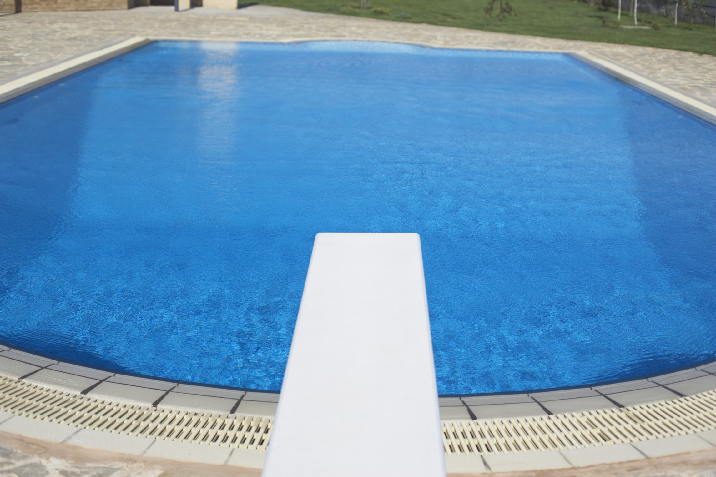 The Minimum Water Depth For A Diving Board For Pools Ehow