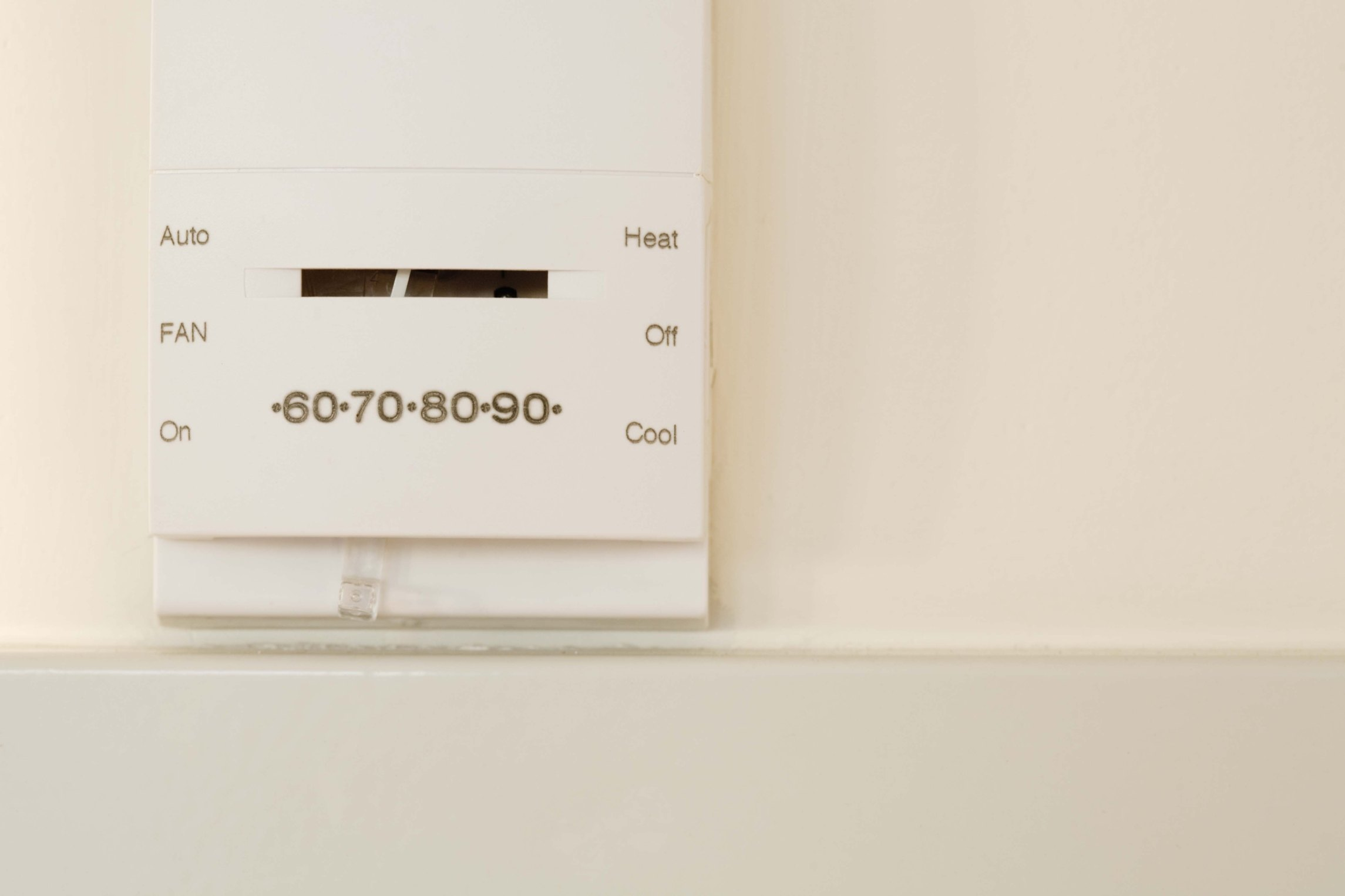 How To Install A Thermostat To Control A Forced Air