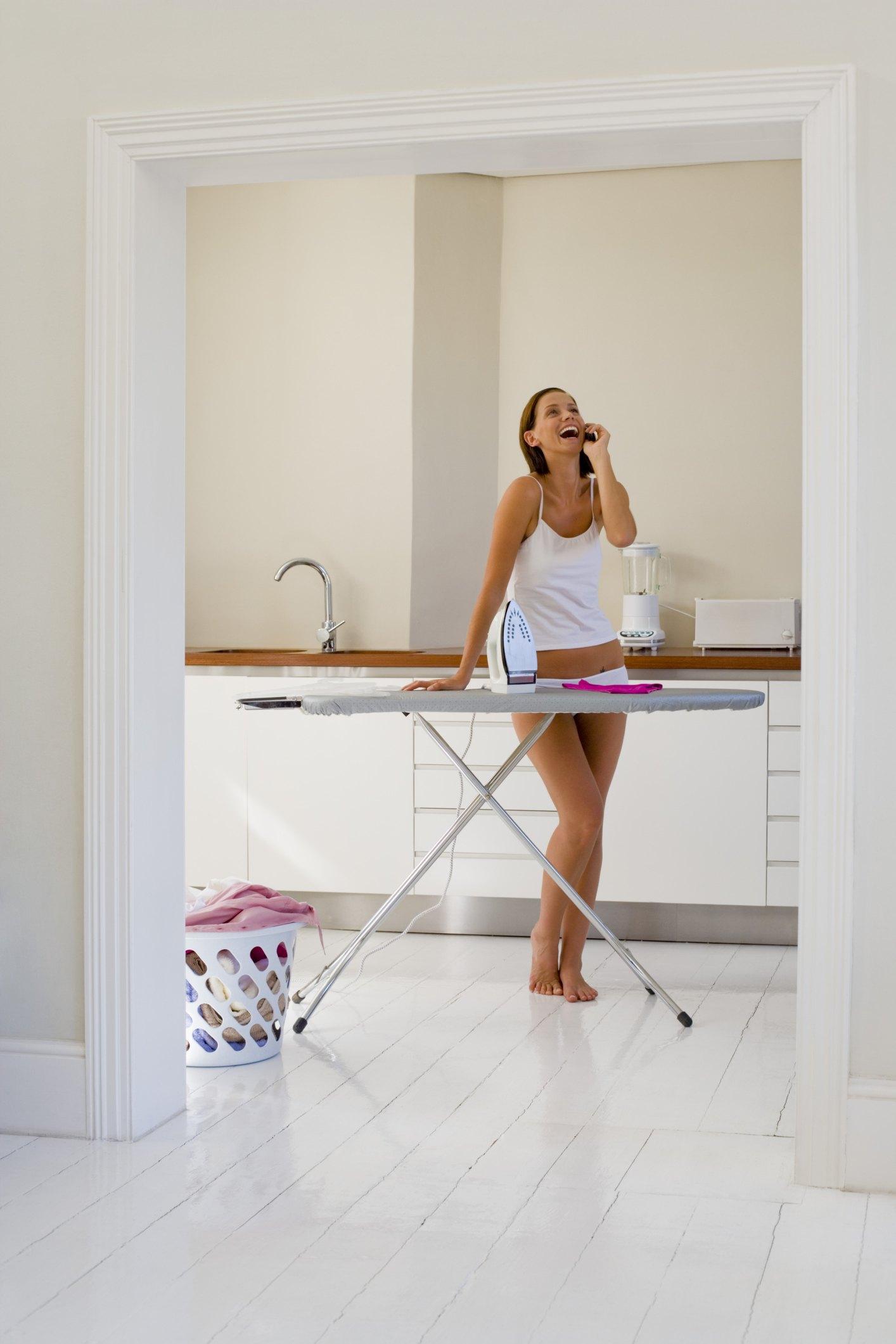 How To Make A Creepy Basement Laundry Room Feel Nicer Ehow