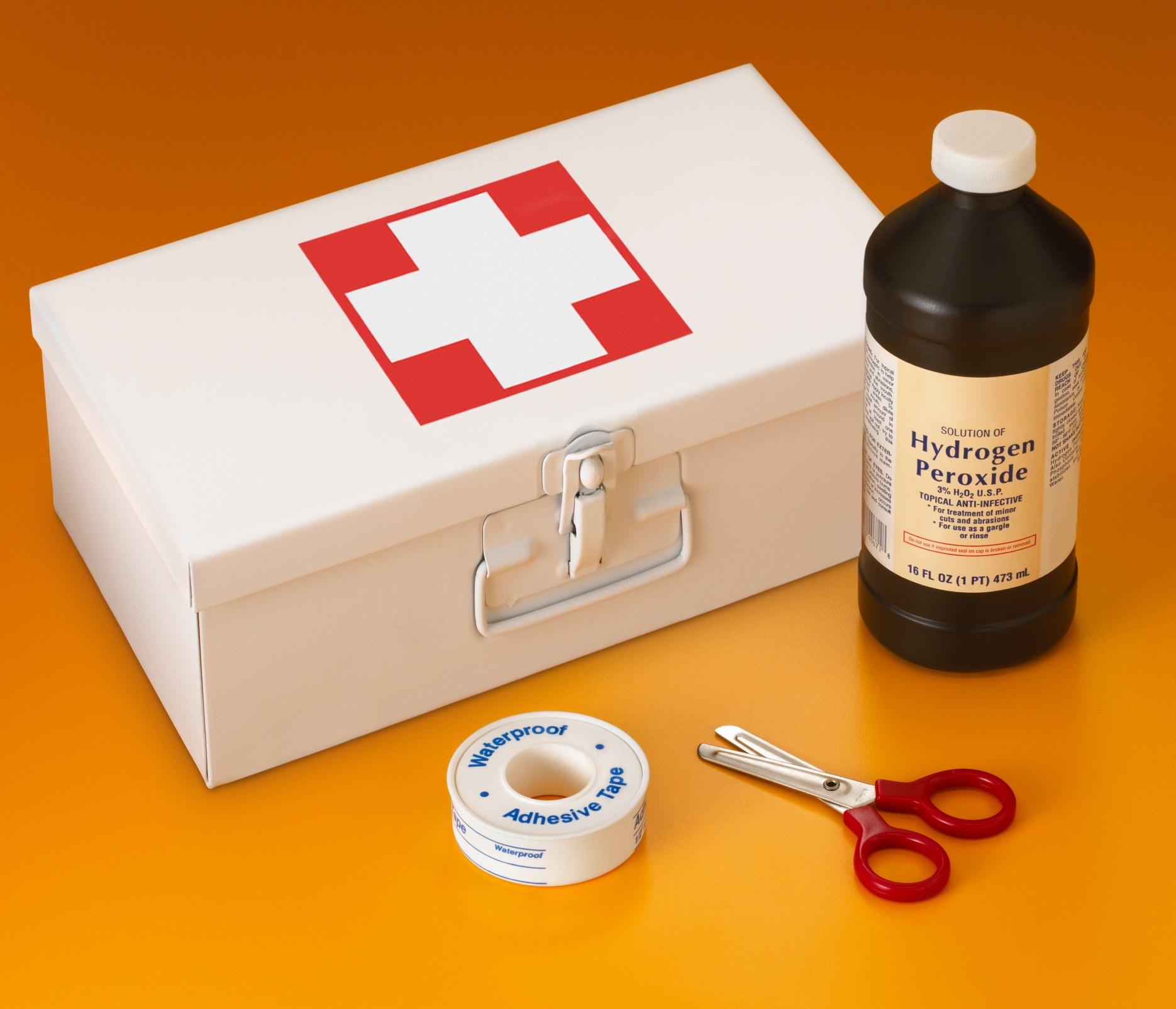 How To Use Hydrogen Peroxide To Remove Stains Ehow